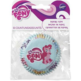 My Little Pony Cupcake Liners
